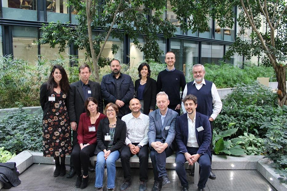 El proyecto Diverfarming presenta su trayectoria ante la Comisión Europea